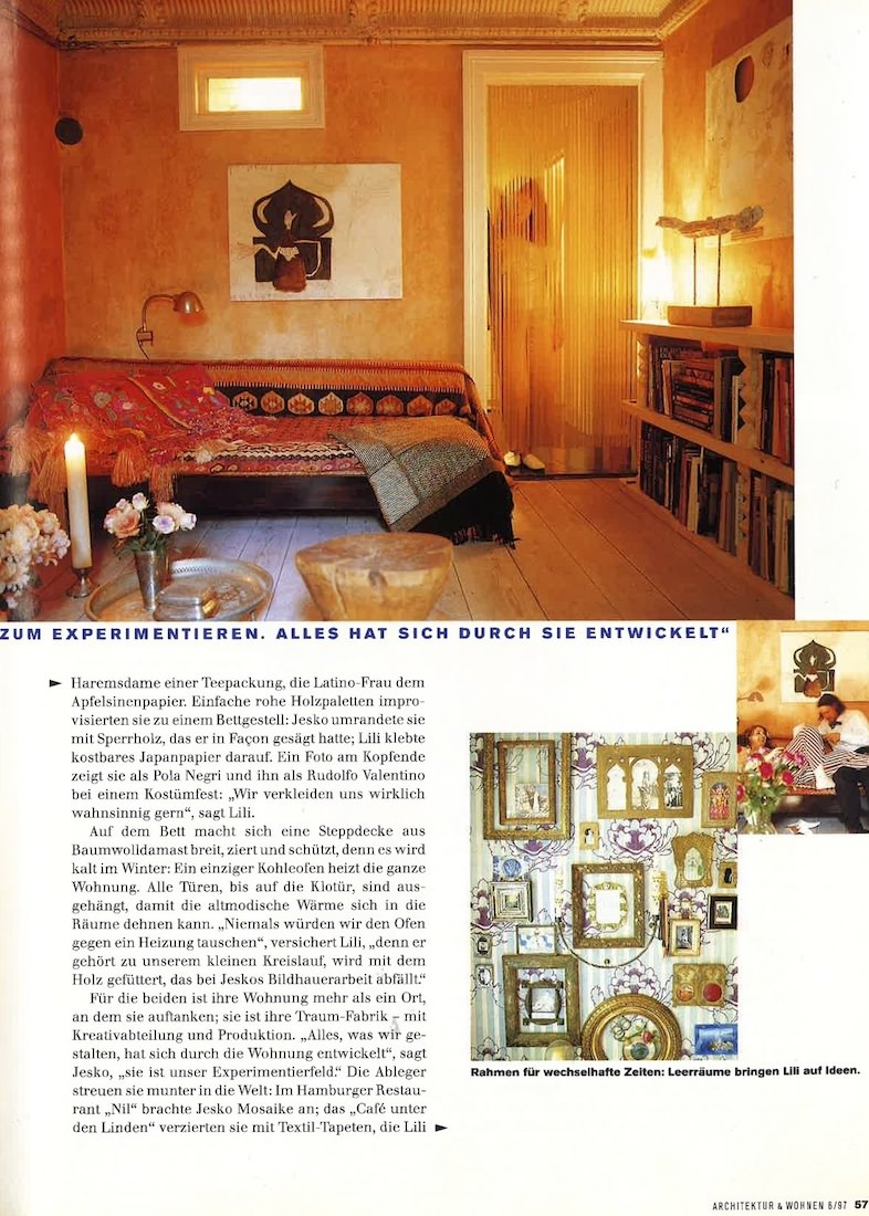 ARCHITEKTUR U0026 WOHNEN December 1997